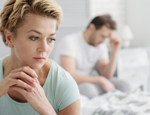 Vaginal Dryness During Intercourse