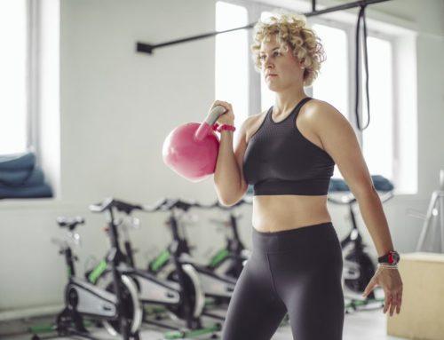 Building Strength Through Menopause